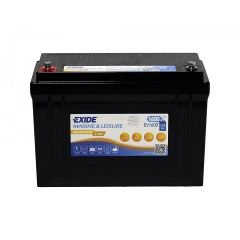 Batéria EXIDE Equipment Li-ion 12V 125Ah EV1600