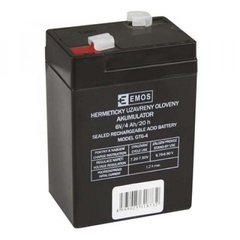 bezudrzbovy-emos-oloveny-akumulator-6V-4Ah-B9641