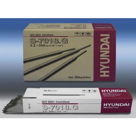 HYUNDAI Bázické zváracie elektródy pr. 3,2 mm 5kg