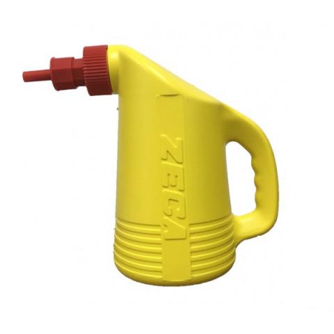 Banner plniaca nádoba žltá 2L