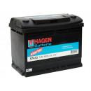 autobateria-hagen-12v-74ah-680a-57412, Autobatéria HAGEN 12V 74Ah 680A 57412 (HA740)