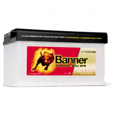 Autobatéria Banner Running Bull EFB 12V 80Ah 780A 580 11 (58011)