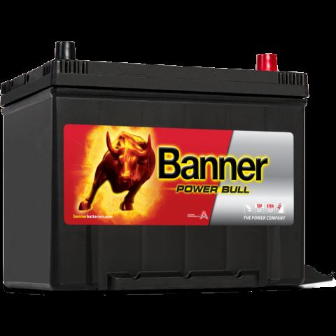 Autobatéria Banner Power Bull 12V 70Ah 600A P70 29 (P7029)